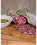 Salame sbriciolona biologico - 500 g - Sapori della Valdichiana