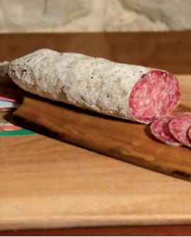 Salame sbriciolona di cinta senese - 800 g - Sapori della Valdichiana