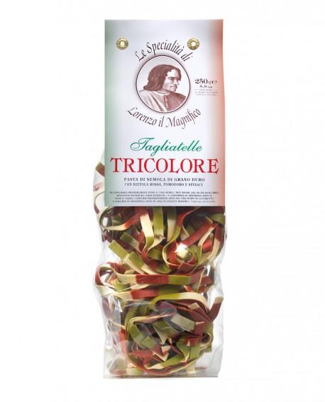 Italia Tagliatelle Lorenzo il Magnifico 250 gr Multicolore - Antico Pastificio Morelli