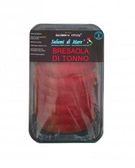 Affettato Bresaola di Tonno premium - skin 50g - scadenza 33gg - Salumi di Mare