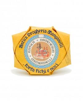 Panforte fichi e noci 225g - Antica Drogheria Manganelli Siena