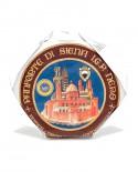 Panforte Nero di Siena o Panpepato IGP 900g - Antica Drogheria Manganelli Siena