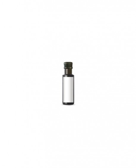 Personalizzata Olio Extravergine d'Oliva Classico 100% italiano - 100ml - bottiglia DORICA