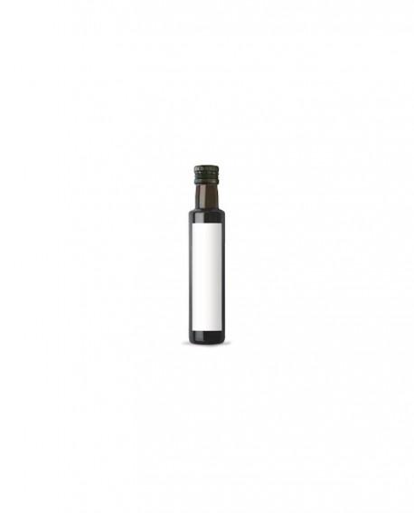 Olio Extravergine d'Oliva Classico 100% italiano - 250ml - bottiglia DORICA - Linea Personalizzata