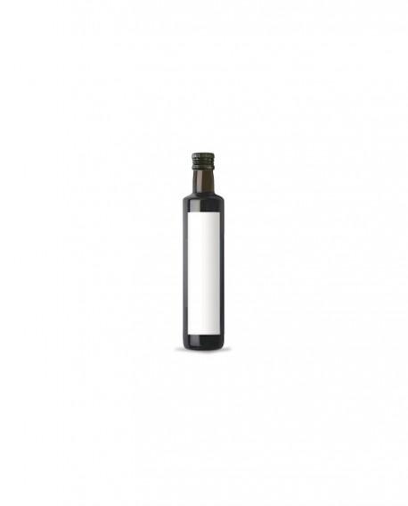 Olio Extravergine d'Oliva Classico 100% italiano - 500ml - bottiglia DORICA - Linea Personalizzata