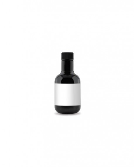Olio Extravergine d'Oliva Classico 100% italiano - 250ml - bottiglia BIOLIO - Linea Personalizzata