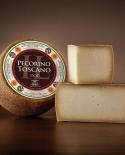 Il Pecorino Toscano DOP stagionato 2.5 kg sottovuoto forma intera Gran Riserva - latte ovino - Caseificio Busti
