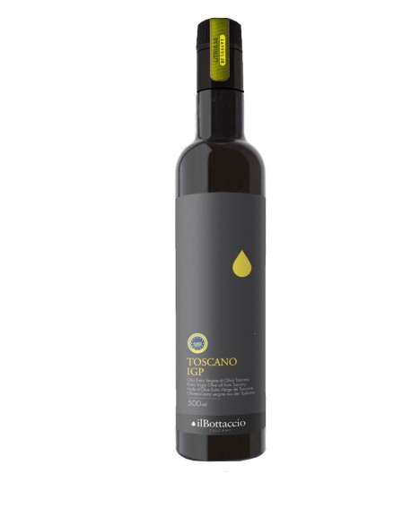 Olio Extravergine d'Oliva Toscano IGP - 500ml - Olio il Bottaccio