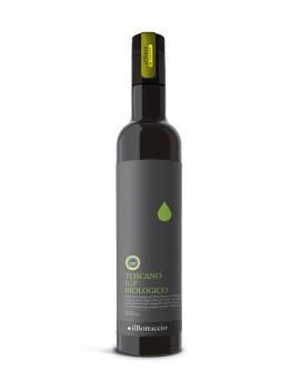 Olio Extravergine d'Oliva Toscano IGP Biologico - 500ml - Olio il Bottaccio