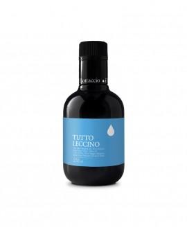 Monocultivar Tutto Leccino Olio Extravergine d'Oliva Italiano - 250ml - Olio il Bottaccio