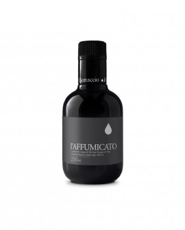 Condimento L'AFFUMICATO Olio Extravergine d'Oliva Italiano - 250ml - Olio il Bottaccio