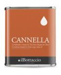 Condimento SPEZIATO alla CANNELLA Olio Extravergine d'Oliva Italiano - 750ml - Olio il Bottaccio