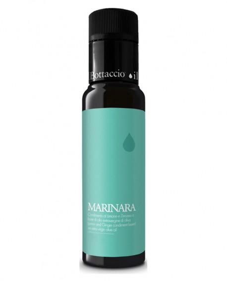 Condimento ALLA MARINARA Olio Extravergine d'Oliva Italiano - 750ml - Olio il Bottaccio