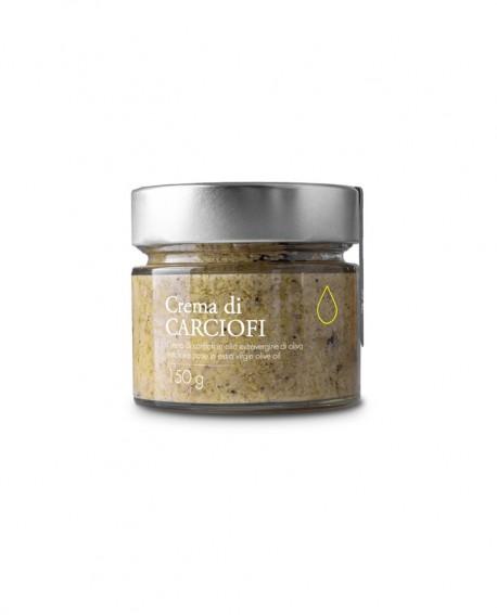 Crema di Carciofi in olio extra vergine - 150g - Olio il Bottaccio