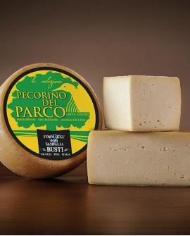 Pecorino del parco Migliarino - SanRossore - Massaciuccoli - a latte crudo 2,2 kg Caseificio Busti