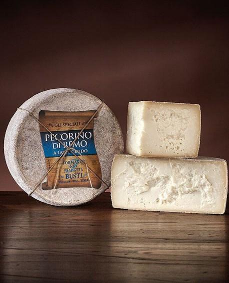 Pecorino di Remo a latte crudo 1,9-2,1 kg - Caseificio Busti