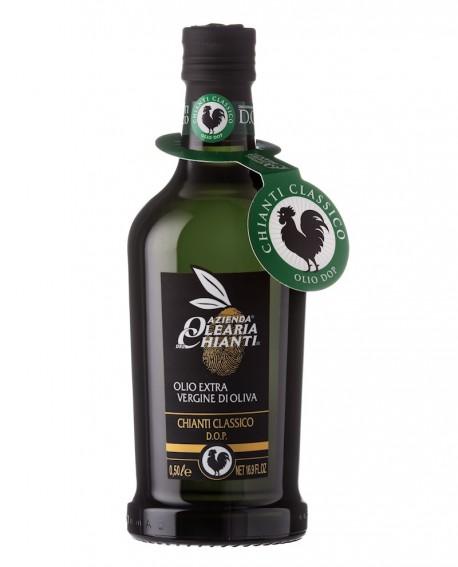 Linea ristorazione Olio Extravergine d'oliva DOP Toscano 0,50 lt - Azienda Olearia del Chianti