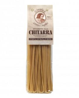 Spaghettoni Chitarra 500 gr Lorenzo il Magnifico - pasta semola di grano duro - Antico Pastificio Morelli