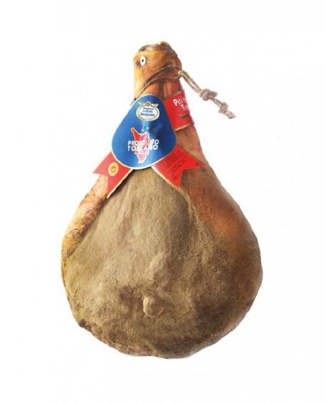 Prosciutto Toscano DOP con osso 9 kg - Stagionatura 12 mesi - Salumeria di Monte San Savino