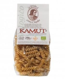KAMUT Fusilli 250 gr Lorenzo il Magnifico - Pasta BIOLOGICA - Antico Pastificio Morelli