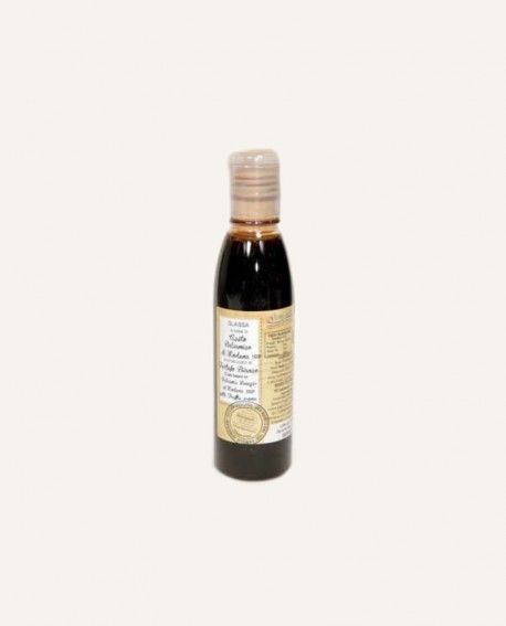 Glassa di Aceto Balsamico IGP al tartufo 180g Gemignani Tartufi