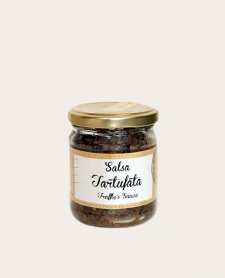 Salsa tartufata 1% tartufo 180g Gemignani Tartufi