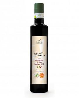 Olio Ex Albis, Seggiano DOP Bottiglia da 500 ml - Olearia Santella