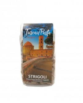 Strigoli - Pasta Artigianale di Grano Antico Senatore Cappelli (macinato a pietra) - 500 g - Podere San Bartolomeo