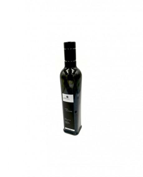 Olio Extravergine di Oliva Selezione Scorci D'autunno - Bottiglia Fiorentina Antirabbocco - 500 ml - Podere San Bartolomeo
