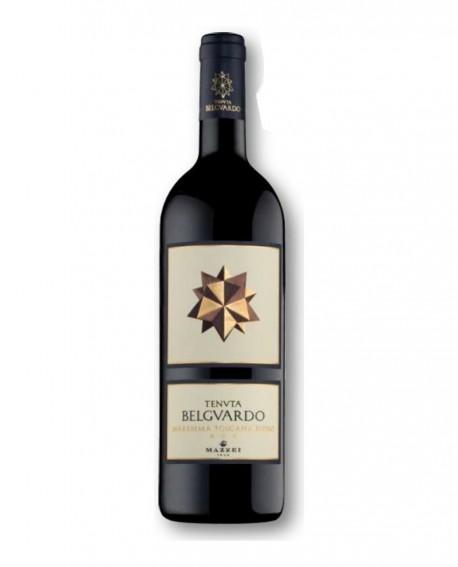Tenuta Belguardo Maremma Toscana Rosso DOC 2015 - 3 lt - Belguardo - Mazzei 1435