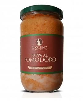 Pappa al Pomodoro BIO 650 g - Il Vallino
