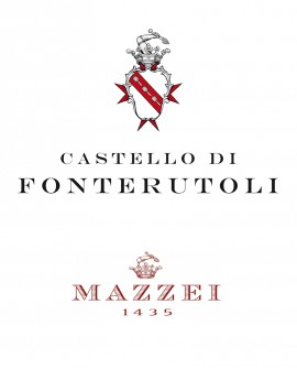Concerto di Fonterutoli Toscana IGT 2015 - 12 lt - Castello di Fonterutoli -  Mazzei 1435