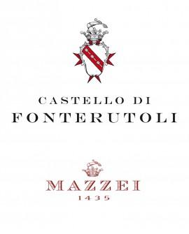 Concerto di Fonterutoli Toscana IGT 2016 - 12 lt - Castello di Fonterutoli -  Mazzei 1435