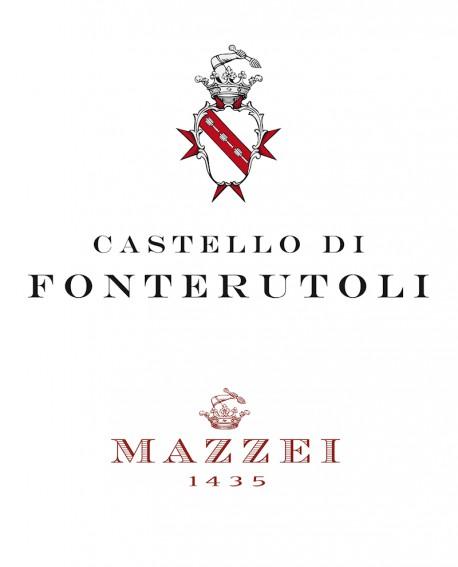 Concerto di Fonterutoli Toscana IGT 2015 - 18 lt - Castello di Fonterutoli -  Mazzei 1435