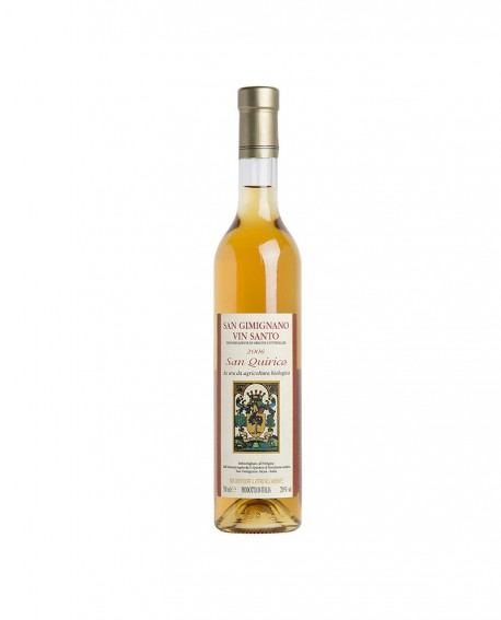 San Gimignano DOC Vin Santo 2006 Biologico - bottiglia da 0,75 lt - Azienda Agricola San Quirico