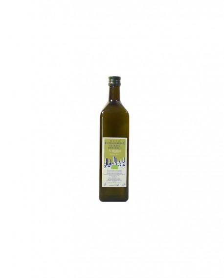 Olio extra Vergine di Oliva Biologico - bottiglia da 0,5 lt - Azienda Agricola San Quirico
