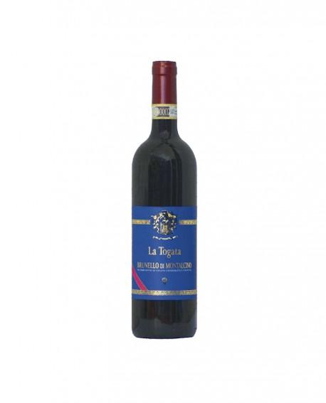 Brunello di Montalcino DOCG La Togata 2013 - Bottiglia da 0,75 l - Cantina La Togata