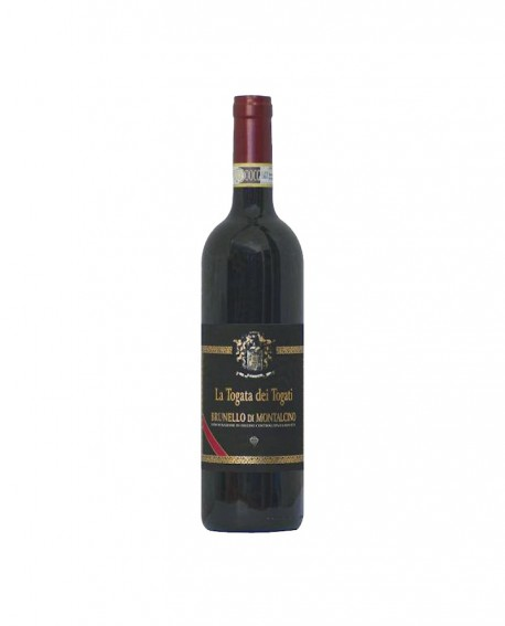 Brunello di Montalcino DOCG La Togata dei Togati Crù 2013 - Bottiglia da 0,75 l - Cantina La Togata
