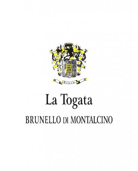Magnum 5 lt. Brunello di Montalcino DOCG La Togata 2015 - Cantina La Togata