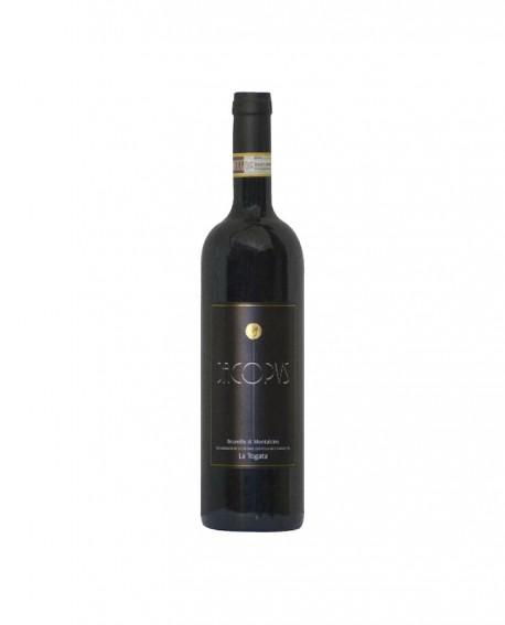 Jacopvs Brunello di Montalcino DOCG 2012 - Bottiglia da 0,75 l - Cantina La Togata
