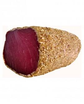 Tonno bresaola in crosta di sesamo filetto stagionato oltre 5 mesi - 1,3 kg - Salumi di Mare