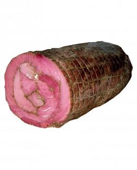 Tonno in porchetta trancio premium - 1 kg - scadenza 60gg - Salumi di Mare