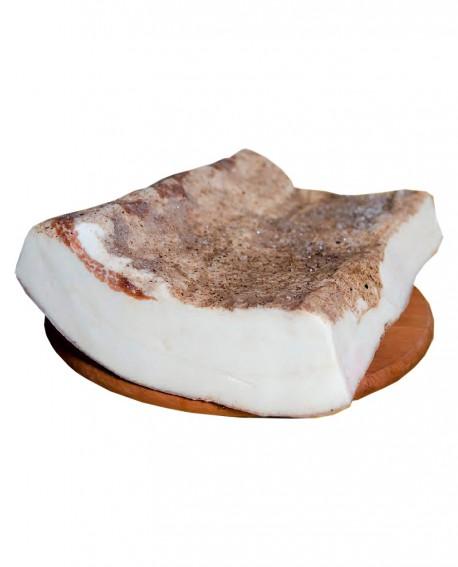 Lardo di cinta senese sottovuoto - 2,2 kg - Sapori della Valdichiana