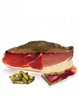 Prosciutto Bazzone Riserva con osso - 11,0 kg - Agrifood Toscana