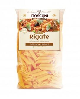 Penne rigate artigianali di grano duro - 500g - Agrifood Toscana