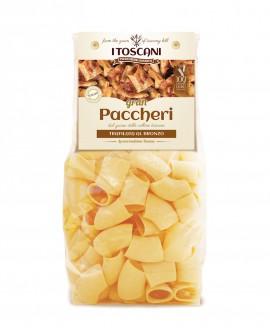 Gran Paccheri artigianali di grano duro - 500g - Agrifood Toscana