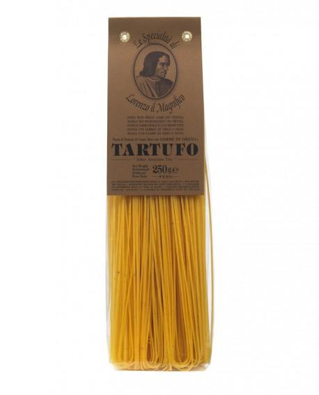 Tartufo Tagliolini Germe di Grano Lorenzo il Magnifico 250 gr Pasta Aromatizzata Antico Pastificio Morelli