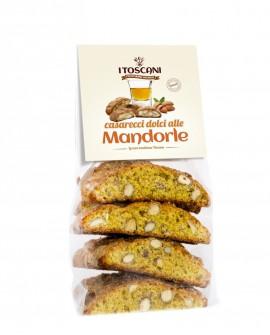 Cantucci mandorla 25% - 250g - Agrifood Toscana