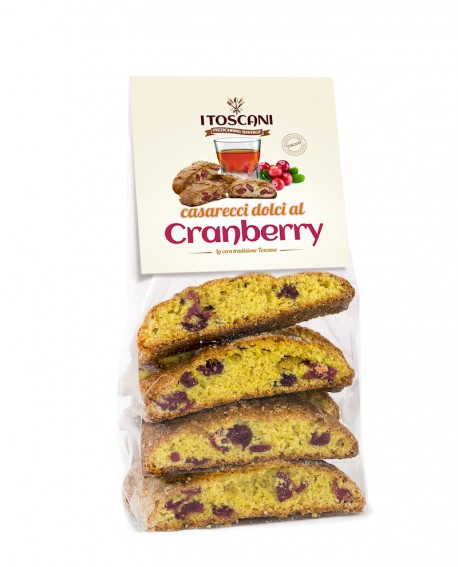 Cantucci cranberry 25% - 250g - Agrifood Toscana