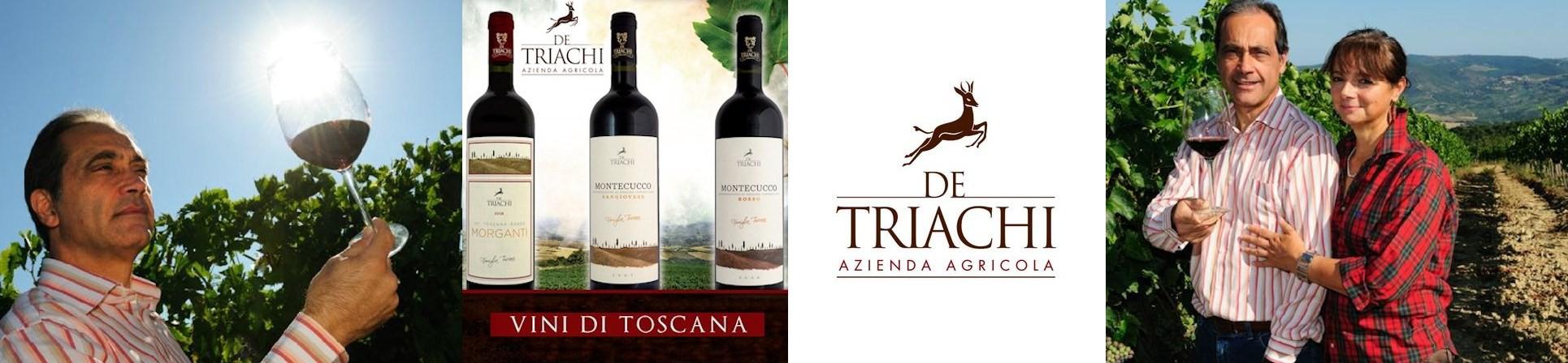 Cantina De Triachi - Vini di Toscana - vendita online
